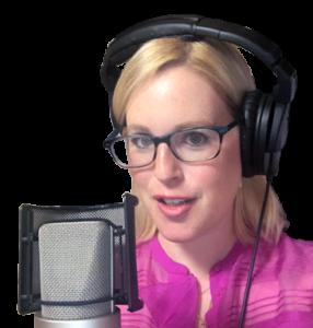Laura Schreiber Female Voice Over Talent Inner Headshot