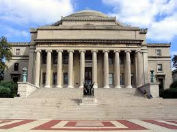 The Steps at Columbia University