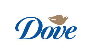 Laura Schreiber Female Voice Over Talent Dove Logo