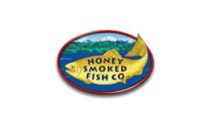 Laura Schreiber Female Voice Over Talent Honey Smoked Fish Logo