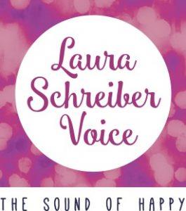 Laura Schreiber Voice Logo