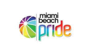 Laura Schreiber Female Voice Over Talent Miami Beach Pride Logo