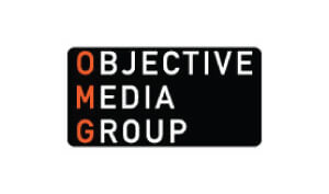 Laura Schreiber Female Voice Over Talent Objective Media Group Logo