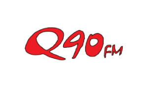 Laura Schreiber Female Voice Over Talent Q90fm Logo