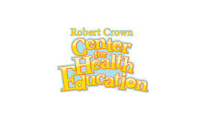Laura Schreiber Female Voice Over Talent Robert Crown Center for Health Education Logo