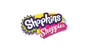 Laura Schreiber Female Voice Over Talent Shopkins Shoppies Logo