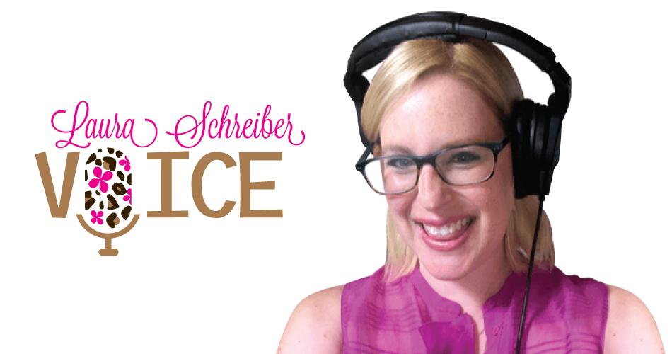 marketing materials Archives - Laura Schreiber Voice