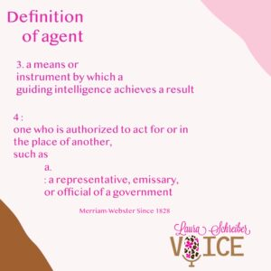 Definition of Agent