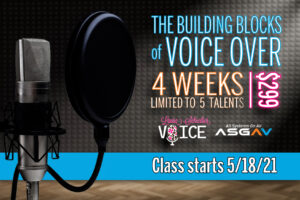 Voice Over Building Blocks May 2021