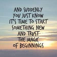 Trust Magic of Beginnings