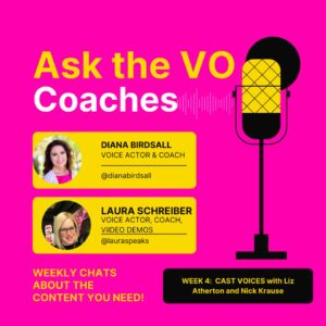 Ask The VO Coaches