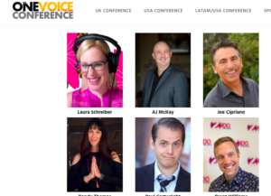 OneVoice Radio Imaging Panel Attendees